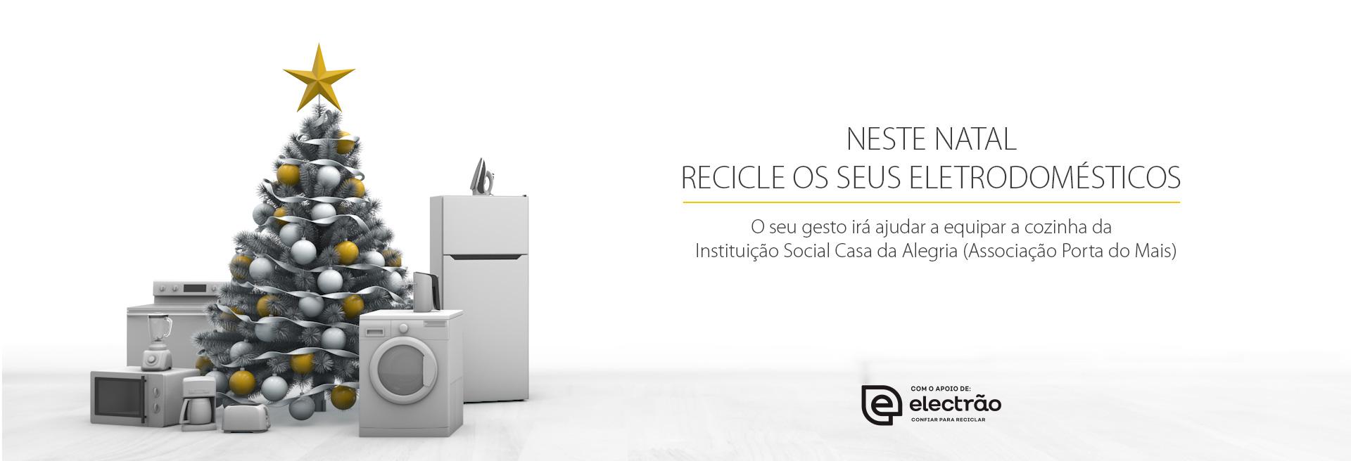 Whirlpool E Electrão Em Campanha De Sensibilização Para A Reciclagem De Equipamentos Eléctricos