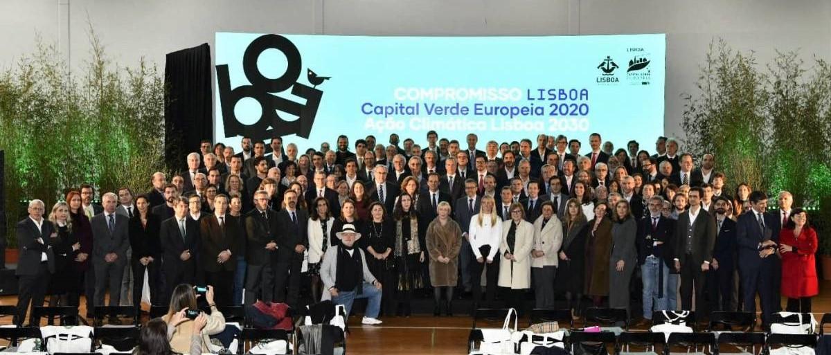 Electrão Assume O Compromisso Lisboa Capital Verde Europeia 2020 – Ação Climática Lisboa 2030