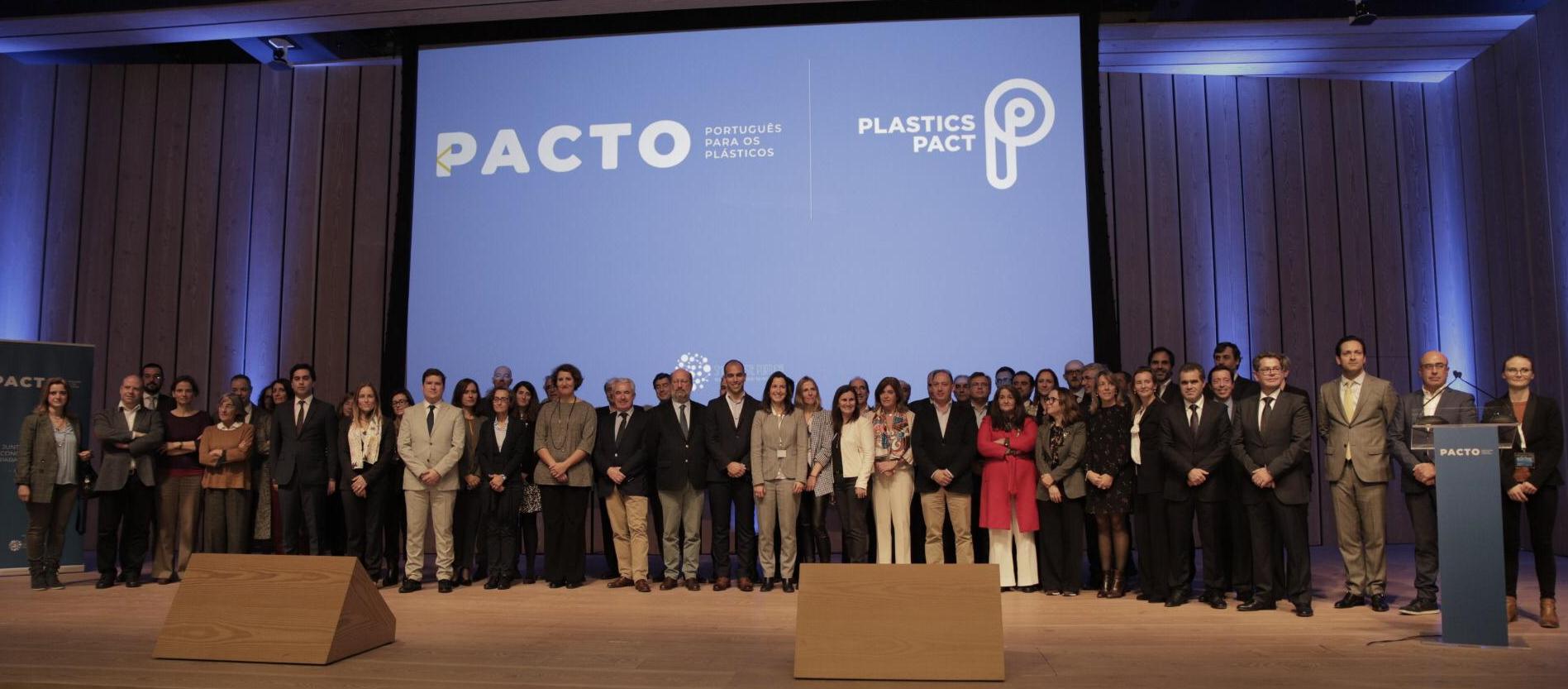Electrão é Membro Fundador Do Pacto Português Para Os Plásticos