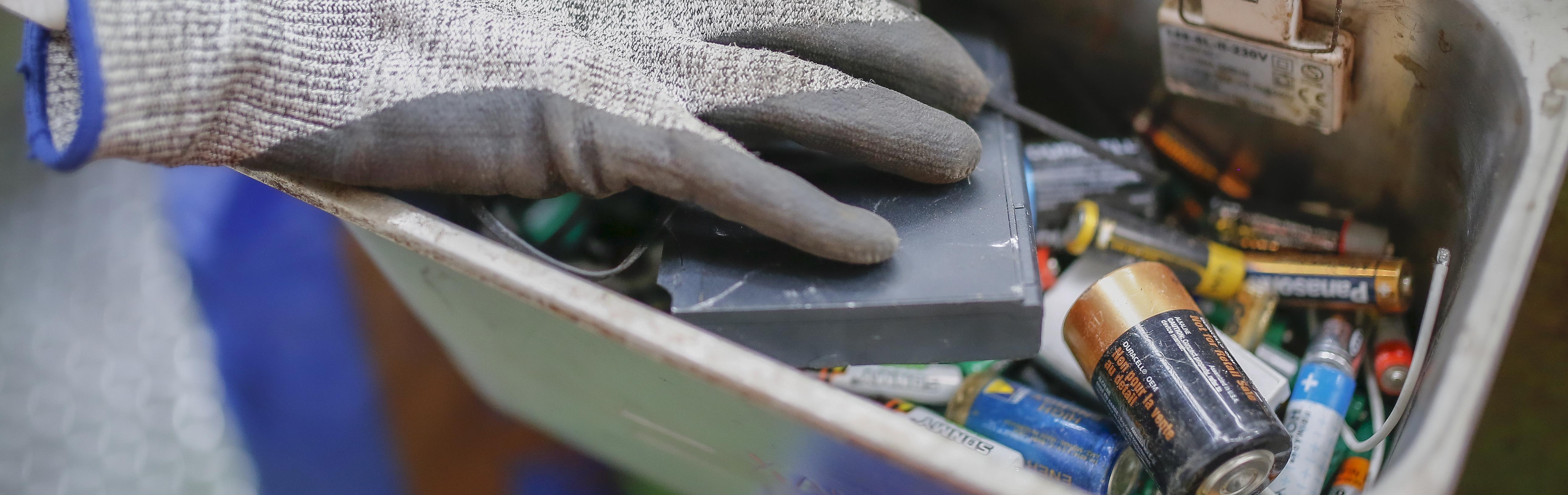 45 Toneladas De Pilhas E Baterias Recolhidas Pelo Electrão Em Plena Pandemia