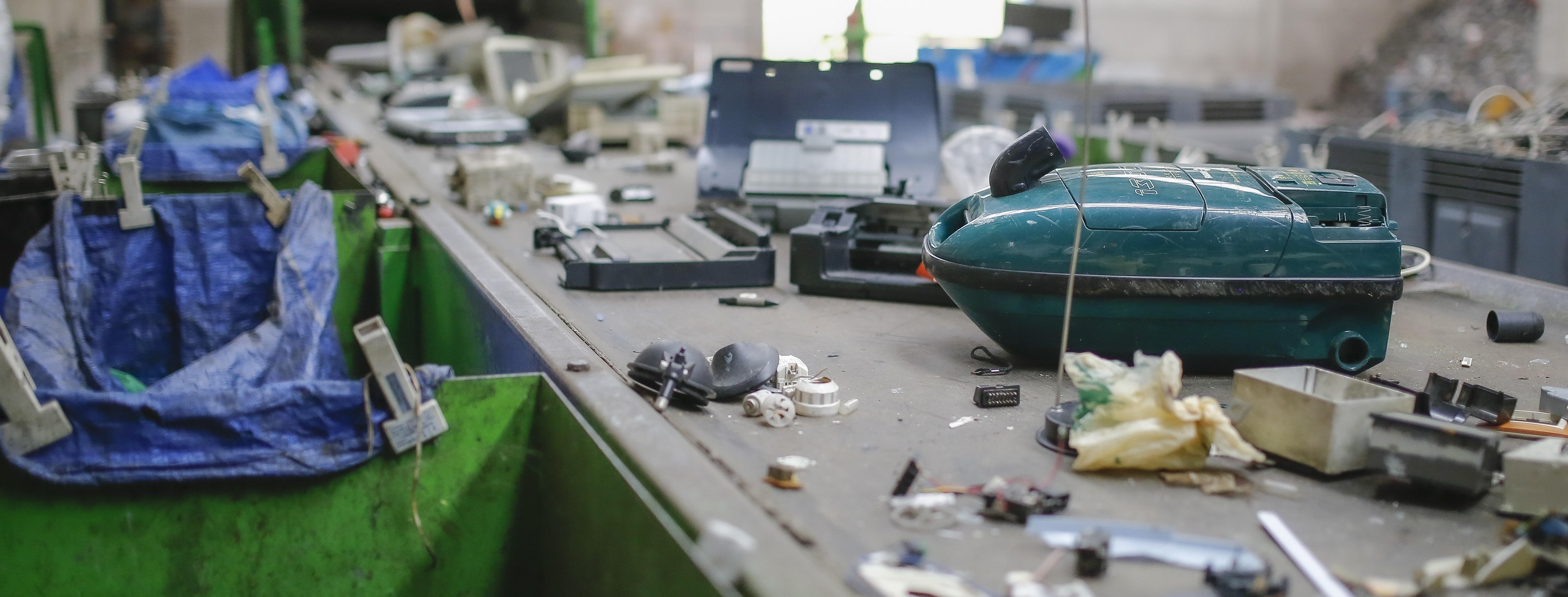 Electrão Participa Nas Manhãs Da Apemeta Dedicadas A Resíduos De Equipamentos Eléctricos